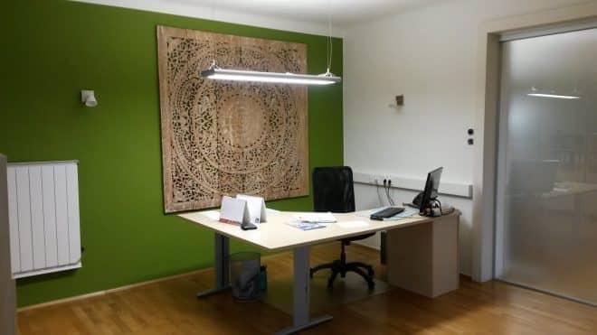Neues Büro von Oliva Reisen