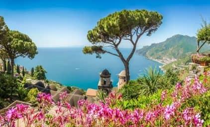 Garten- & Erlebnisreise an die Amalfiküste