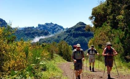 Madeira Inselüberschreitung