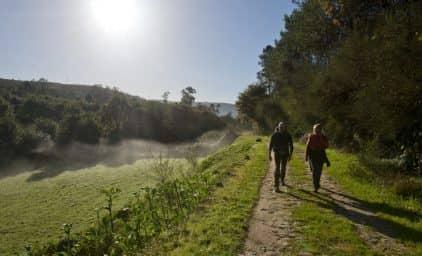 Pilgerwanderung am Portugiesischen Jakobsweg
