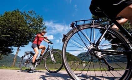 Donauradweg - der Klassiker der Radwege