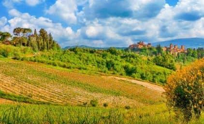 Toskana mit Trüffelwanderung
