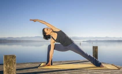 Yoga zu Ostern am Meer, Novigrad