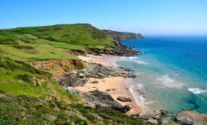 Gartenwandern Cornwall & Devon