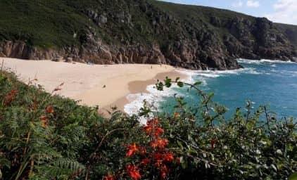 Küstenwandern in Cornwall
