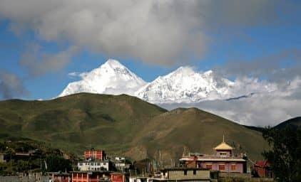 Genussvolles Spazieren im Himalaya