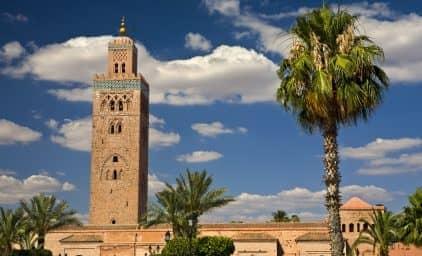 Marrakech - Perle des Orients