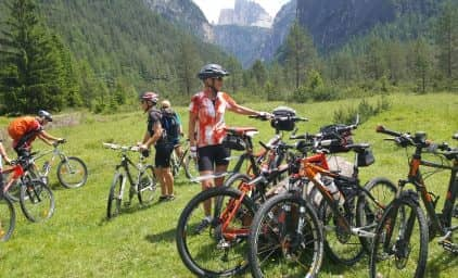Alpe-Adria-Radtour, ein Radklassiker