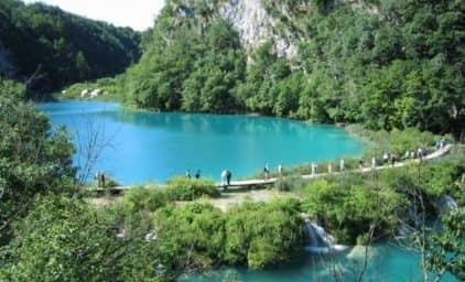 Naturwandern Plitvicer Seen