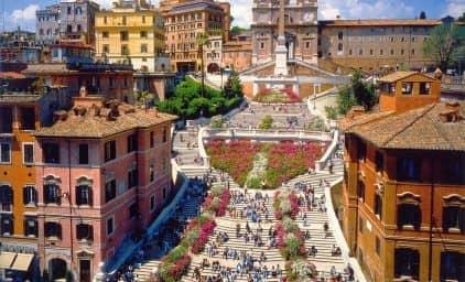Rom - Italienische Gartenlust