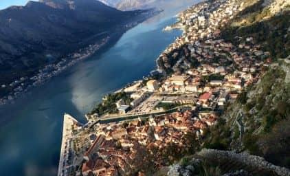 Montenegro - faszinierendes Wanderjuwel