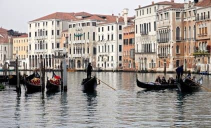 Mystisches Venedig – ein Wintertraum