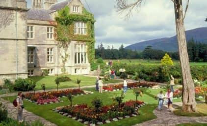 Zauber der Gärten im Süden von Schottland