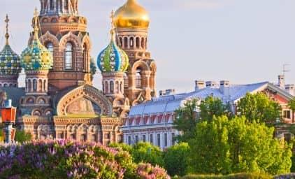 St. Petersburg - Kultur & Weiße Nächte