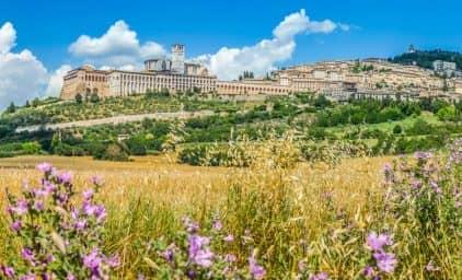 Wandern am Franziskusweg, Teil 2 (Assisi-Rom)