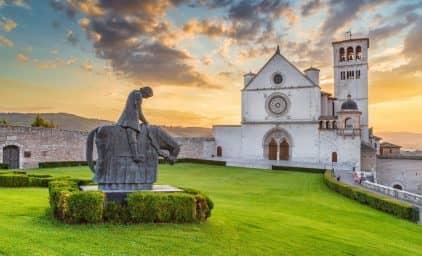 Wandern am Franziskusweg, Teil 1 (Florenz-Assisi)
