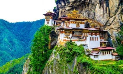 Bhutan - Zauberreise ins Land des Glücks
