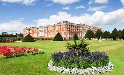 Hampton Court Flower Show – ein Fest für Gartenfreunde