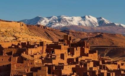 Wanderreise Marokko