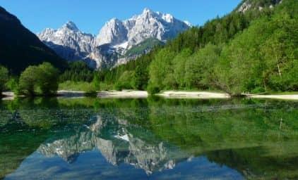 Sočatal & Triglav-Nationalpark
