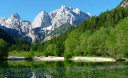 Wandern im Herzen von Slowenien – Julische Alpen