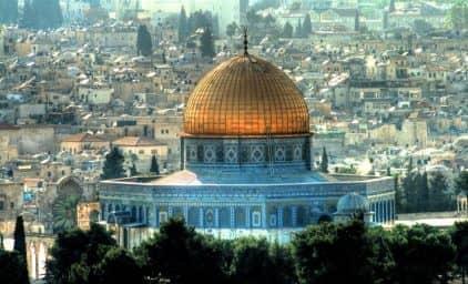 Jerusalemweg - Teil 5: Jordanien & Israel