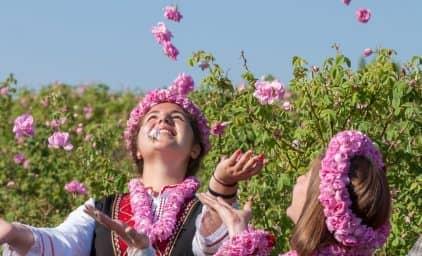 Bulgarien, eine Reise zu den Rosen