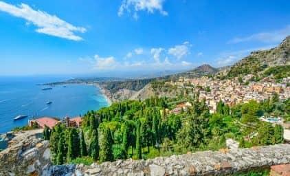 Sehnsuchtsziel Sizilien, Italien