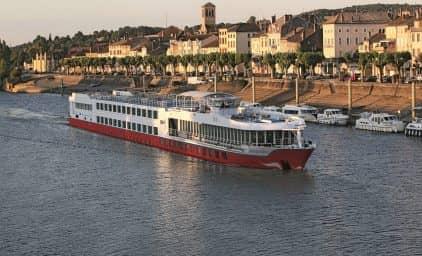 Flusskreuzfahrt in Südfrankreich