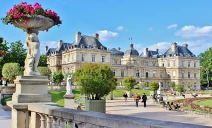 Traumgärten von Paris entdecken