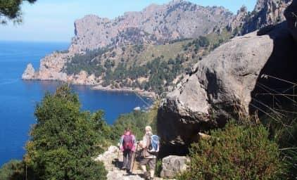 Tramuntana-Trekking auf Mallorca