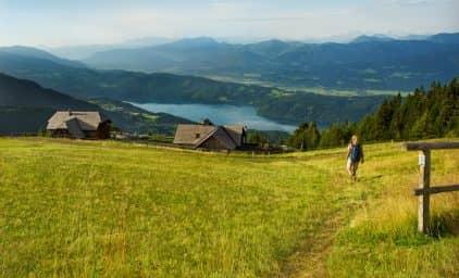 """Alpe Adria Trail - """"Wandern im Garten Eden"""""""
