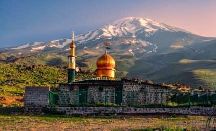 Spirit of Persia/Iran – Damāvand Besteigung
