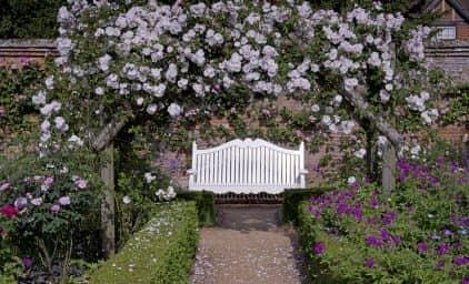 Rosenreise nach England, Cotswolds