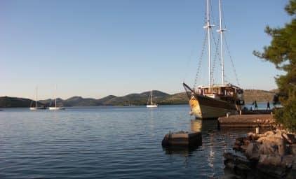 Inselhüpfen in Dalmatien, Meer als Urlaub