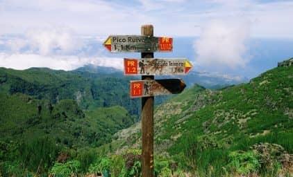 Madeira Inselüberschreitung - Wandererlebnis pur
