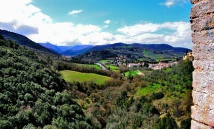 Franziskusweg gehen - von La Verna nach Rom