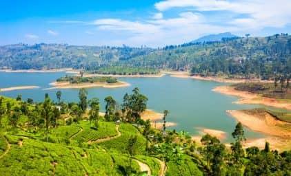 Sri Lanka – Garten Eden/Indischen Ozean