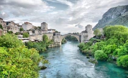 Bosniens Wanderschätze
