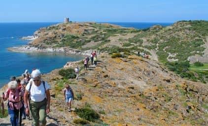 Sardinien, Wandern im Nordwesten
