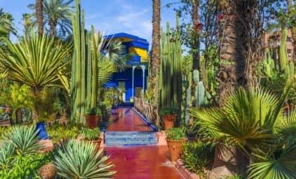 Marokko – Orientalische Gärten aus 1001 Nacht