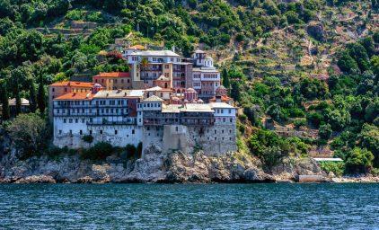 Wanderreise zum Heiligen Berg Athos
