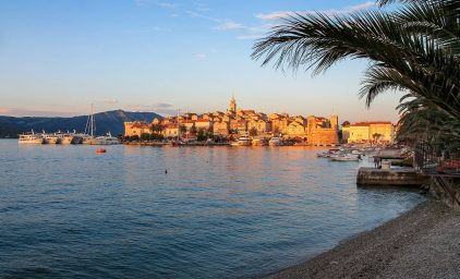 Inselhüpfen in Süddalmatien / Kroatien