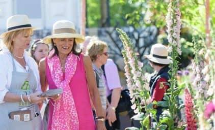 Grandiose Chelsea Flower Show