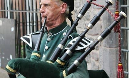 Schottland: Gärten um Edinburgh