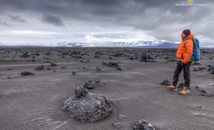 Island - wandernd auf der Insel unterwegs