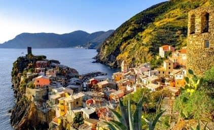 """""""Malerische Cinque Terre"""", Italien"""