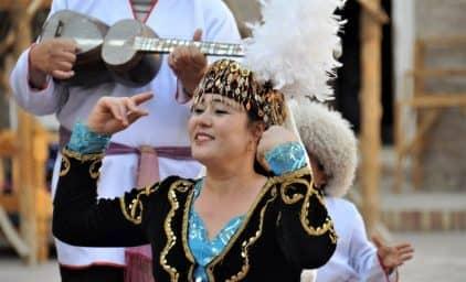 Usbekistan – Märchen aus 1001 Nacht