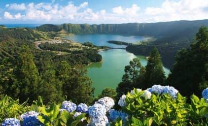 Garten- & Aktivreise Azoren