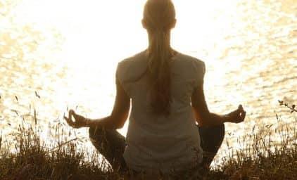 Yoga am Meer, Insel Rab